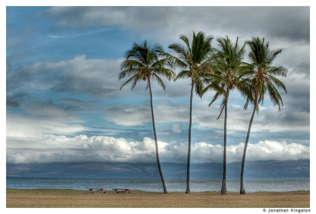 One Alii Beach Park, Molokai, Hawaii